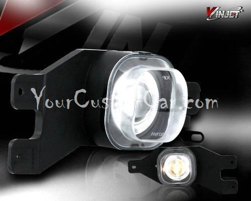 99, 00, 01, 02, 03, 04, ford f250, f-250 lights, custom f250, ford f-250, projector