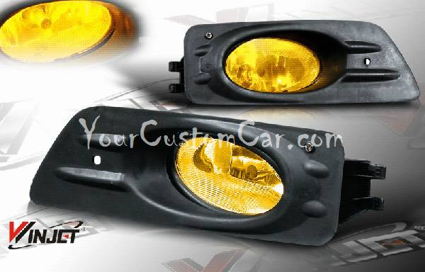 06, 07, honda accord 2 door, accord fog lights, fogs, performance lights, oem style, jdm