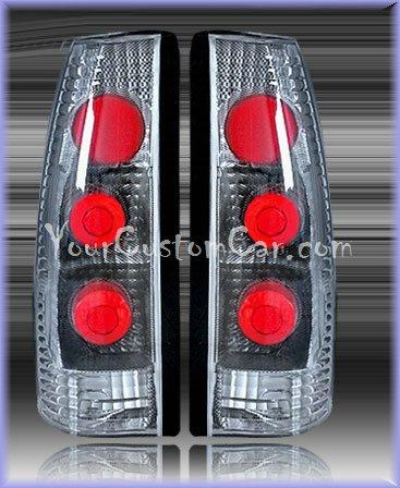 chevrolet silverado tail lights, custom tail lights, carbon fiber tail light, silverado tail light, sierra tail light, chevrolet taillights