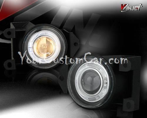 00, 01, 02, 03, 04, 05, gmc yukon, yukon lights, custom yukon, hooked up yukon, projector