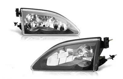 94, 95, 96, 97, 98, ford, mustang, cobra, headlights, custom mustang