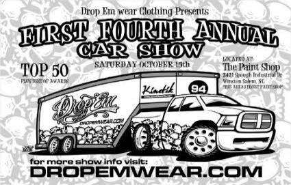 drop em wear show, drop em wear 2011, 4th annual drop em wear, drop 'em wear