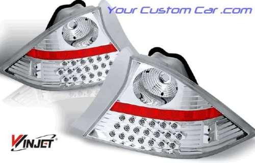 civic led taillights, civic lights, custom civic, honda civic led