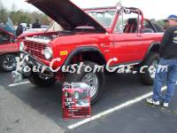 Custom 72 Ford Bronco