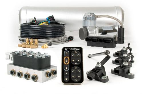 accuair air management package, AA AMP1 TPAD 002, yourcustomcar.com