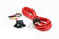 accuair,airt bag suspension, air compressor wiring kit