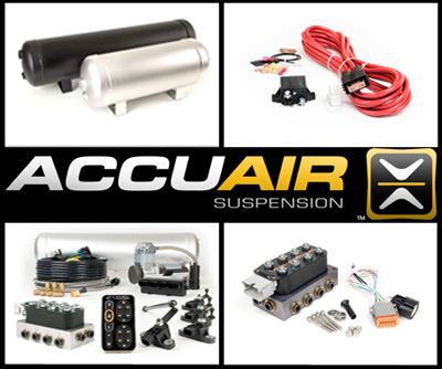 accuair, air bag suspension, air management package, AA AMP1 TPAD 002, yourcustomcar.com