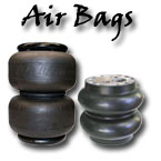 air bags, air suspension, slam specialties, airlift, ride