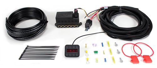 air lift auto pilot v2, air supension controller, digital, 27260