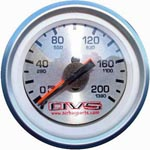 avs dual needle, air gauge, hot rod look, air suspension gauge, bag pressure