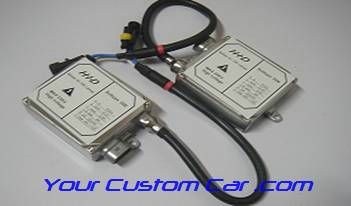 hid ballast h.i.d. high intensity discharge yourcustomcar.com
