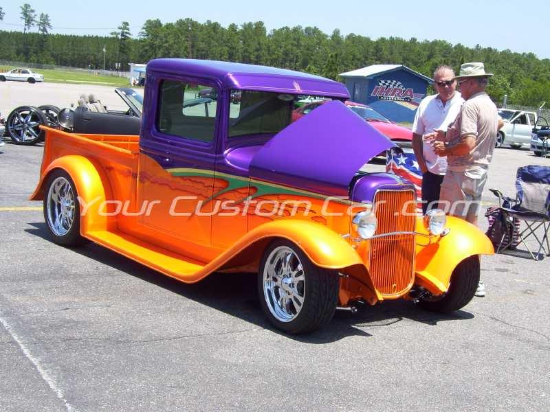 big show 2009  ford hot rod