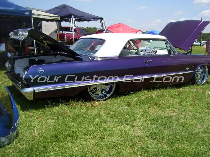 the big show 2009 09 custom 63 impala