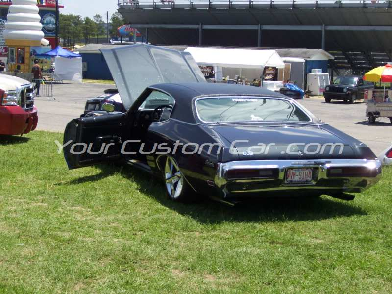 big show 2009 cutlass