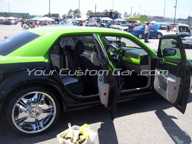 the big show 2009 09 custom 300c