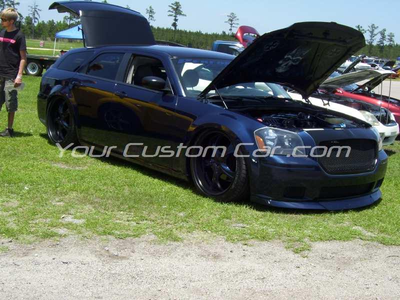 the big show 2009 09 custom dodge magnum
