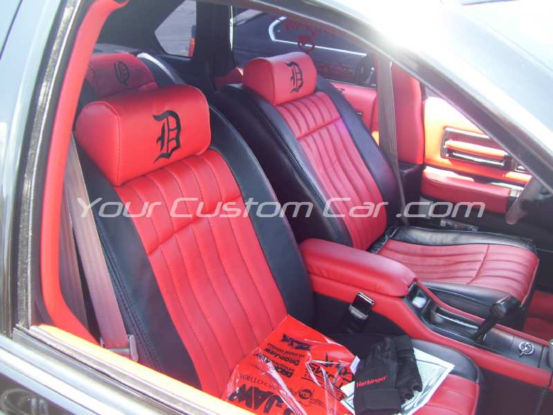 the big show 2009 09 impala ss red black interior detroit muscle