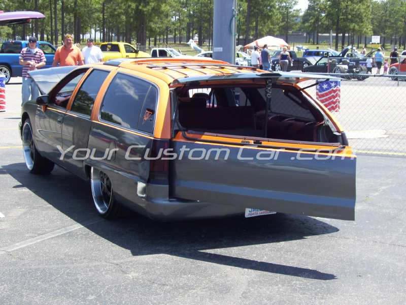 the big show 2009 09 custom roadmaster wagon caprice wagon
