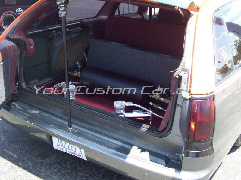 the big show 2009 09 custom roadmaster wagon caprice wagon air suspension