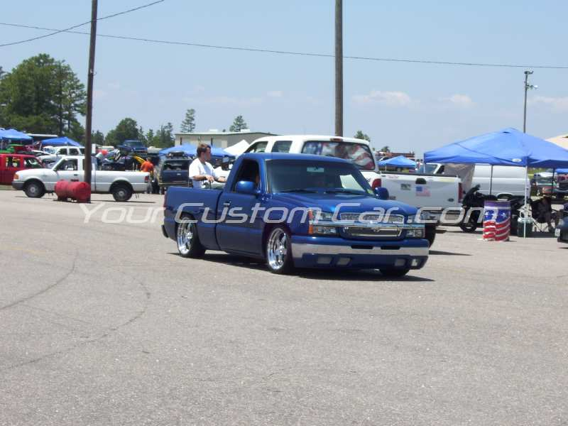 bthe big show 2009 09 blue silverado