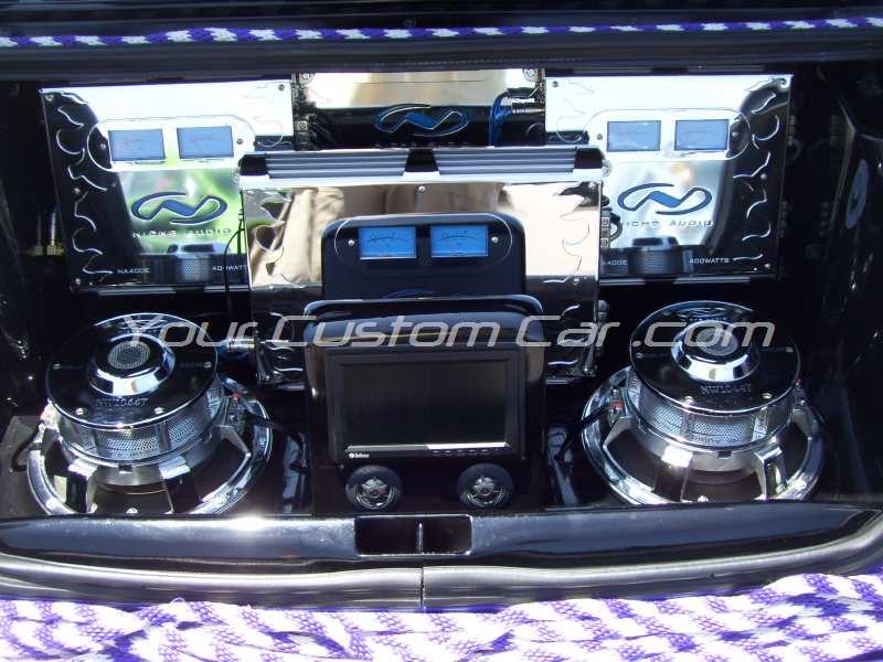 the big show 2009 09 custom cavalier trunk