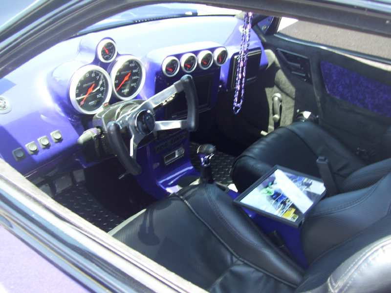 the big show 2009 09 custom cavalier interior