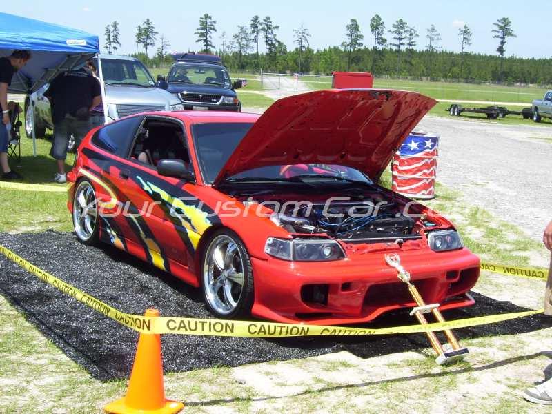 the big show 2009 09 custom crx