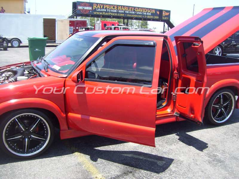 the big show 2009 09 red s10
