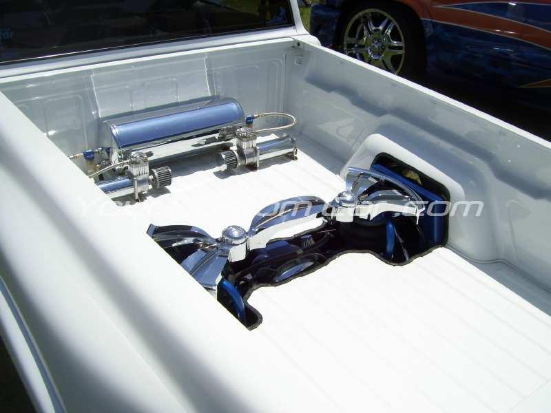 big show 2009 s-10 s10 air suspension