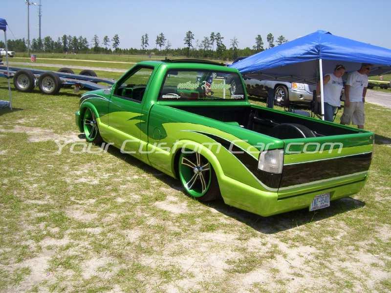 big show 2009 green s10 s-10