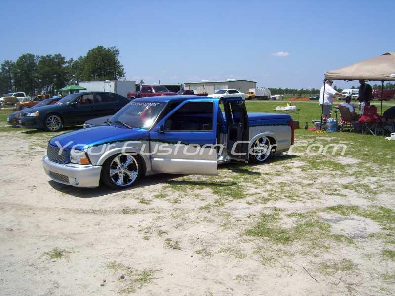 big show 2009 custom s-10