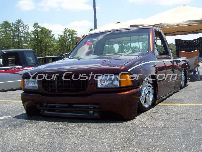 big show 2009 minitruck
