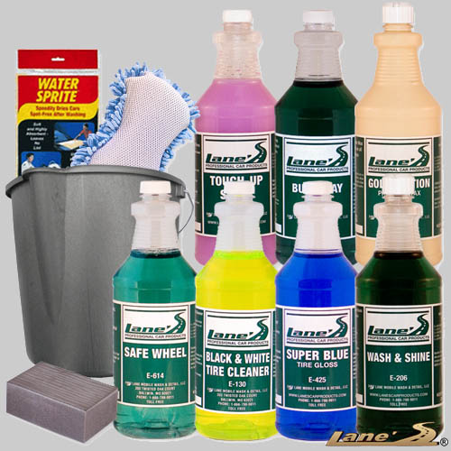 Hot New Products - Show car cleaning products