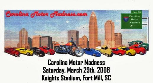 Carolina Motor Madness Car Show