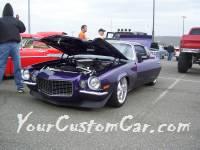 Custom Classic Camaro