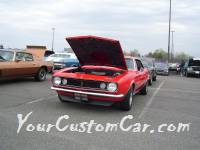 Camaro SS Muscle Car