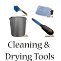 cleaning and drying tools