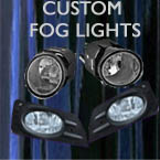 custom, fog, lights, driving, oem, chrome, smoke, yellow