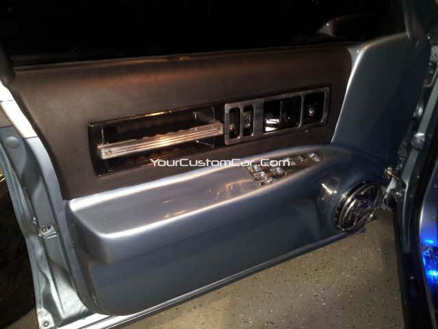 custom impala ss door panel fiber glass door panel 96 impala & Custom Impala SS
