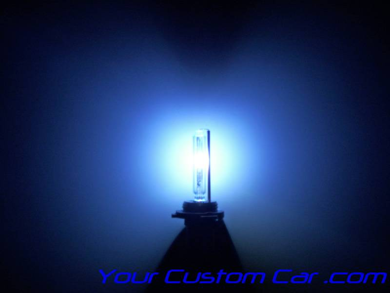 dark blue hid bulb hid kit