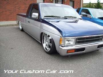 drop em wear show, car truck show, custom minitruck, custom car, custom nissan hardbody