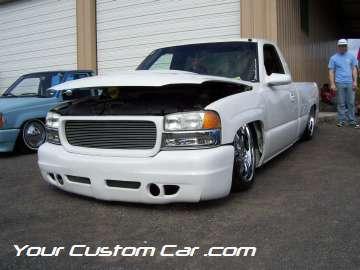 drop em wear show, car truck show, custom minitruck, custom car, custom sierra