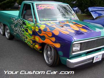 drop em wear show, car truck show, custom minitruck, custom car, custom tandem ranger