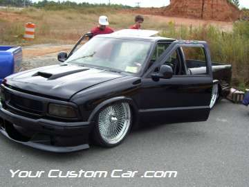 drop em wear show, car truck show, custom minitruck, custom car, custom wheels s10