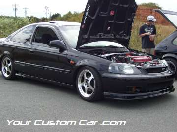 drop em wear show, car truck show, custom minitruck, custom car, custom civic