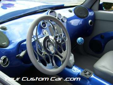 drop em wear show, car truck show, custom minitruck, custom car, custom toyota interior