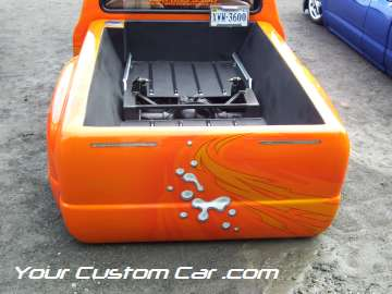 drop em wear show, car truck show, custom minitruck, custom car, custom shaved ranger