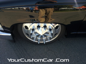 2011 drop em wear show, custom dually