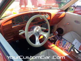 Custom Ford Focus Interior