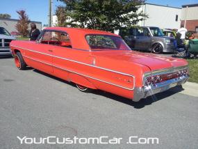 2011 drop em wear show, impala lowrider on juice